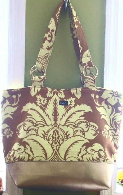 Luxe Big Tote